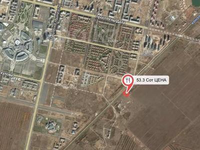 Участок 53 сотки, Тельмана за 145 млн 〒 в Нур-Султане (Астана)