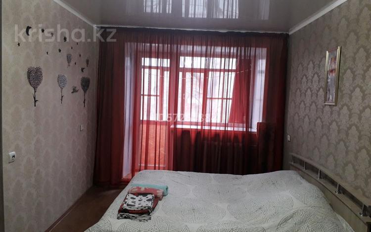1-комнатная квартира, 30 м², 2/5 этаж посуточно, Темирбаева 15 — Аль фараби за 5 500 〒 в Костанае