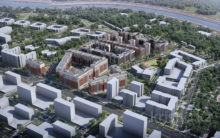 2-комнатная квартира, 55.4 м², Косшугулы 159 за ~ 14.4 млн 〒 в Нур-Султане (Астане)