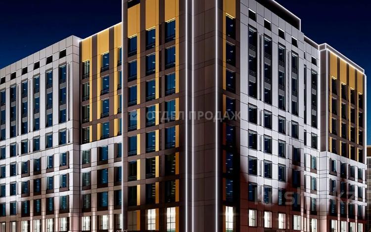 2-комнатная квартира, 60.61 м², Жамбыла за ~ 16.4 млн 〒 в Нур-Султане (Астана), Сарыарка р-н