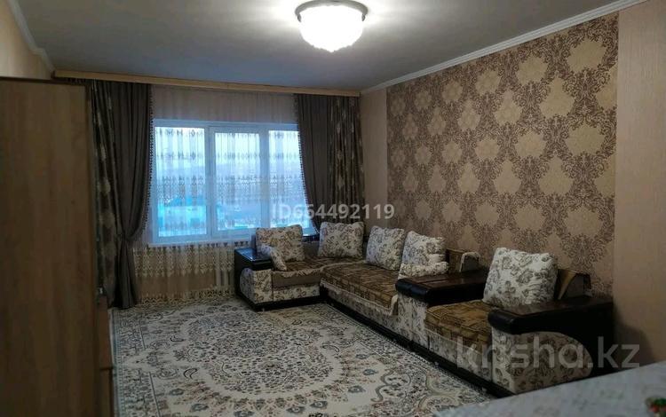 2-комнатная квартира, 77 м², 5/16 этаж посуточно, мкр Юго-Восток за 15 000 〒 в Караганде, Казыбек би р-н