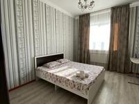 2-комнатная квартира, 60 м², 3/12 этаж посуточно, мкр 5, проспект Алии Молдагуловой 3 — Тургенева за 6 999 〒 в Актобе, мкр 5