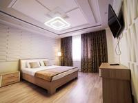 2-комнатная квартира, 70 м², 18/25 этаж посуточно, Каблукова 38Г за 14 000 〒 в Алматы, Бостандыкский р-н