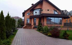 6-комнатный дом помесячно, 512 м², 8 сот., мкр Нурлытау (Энергетик), 6-я улица за 800 000 〒 в Алматы, Бостандыкский р-н