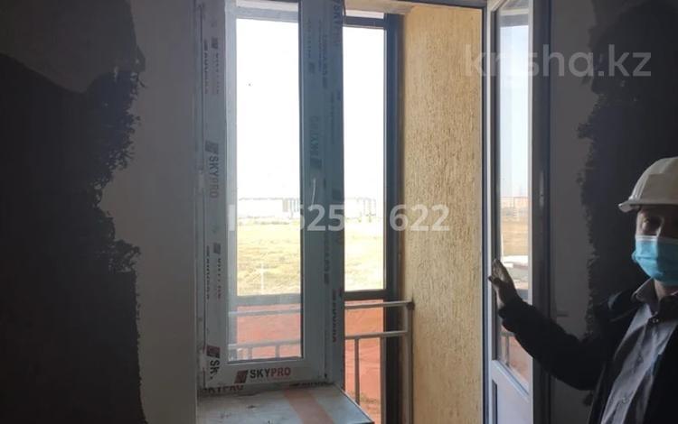 1-комнатная квартира, 37.14 м², 6/9 этаж, Достық 20 за 6.5 млн 〒 в Косшы