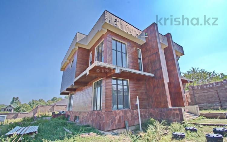 8-комнатный дом, 680 м², 16 сот., ПК Аксайский медик 107 за 89 млн 〒 в Алматы, Наурызбайский р-н