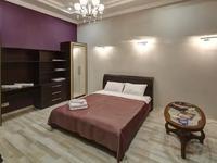 1-комнатная квартира, 50 м², 4/5 этаж посуточно, мкр. Батыс-2 14 за 8 500 〒 в Актобе, мкр. Батыс-2