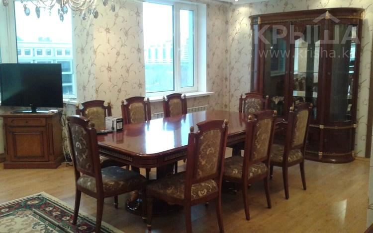 3-комнатная квартира, 160 м², 6/9 этаж посуточно, Д. Кунаева 35 — Мангылык за 20 000 〒 в Нур-Султане (Астана), Есиль р-н