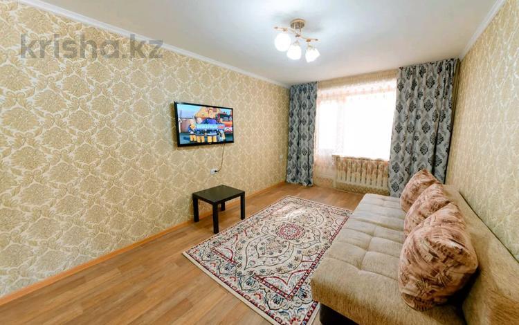 2-комнатная квартира, 55 м², 2/5 этаж посуточно, Бухар Жырау 63 за 7 000 〒 в Караганде