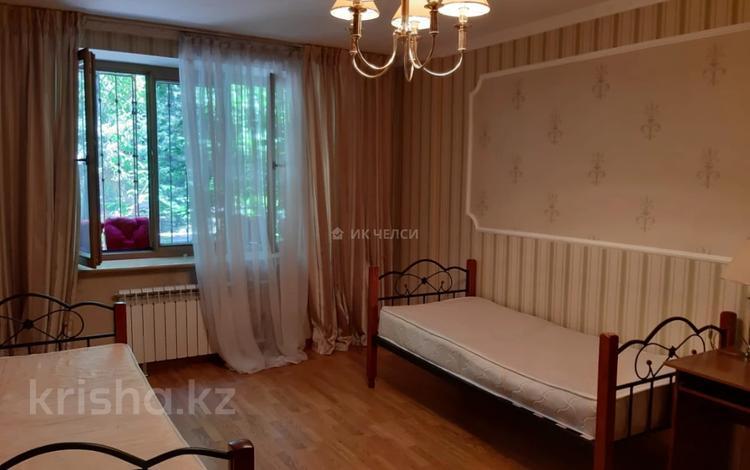 4-комнатная квартира, 107 м², 1/5 этаж, Тулебаева 149 — Жамбыла за 77 млн 〒 в Алматы, Медеуский р-н