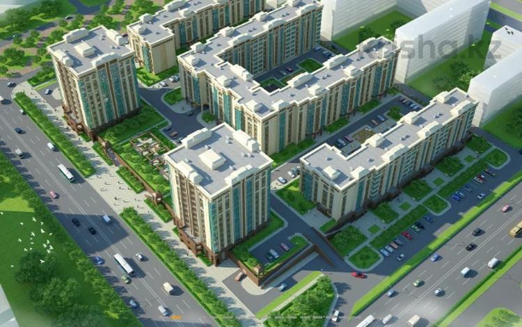 1-комнатная квартира, 50 м², 5/9 этаж, Нажимеденова 34 за 15.2 млн 〒 в Нур-Султане (Астана), Алматы р-н