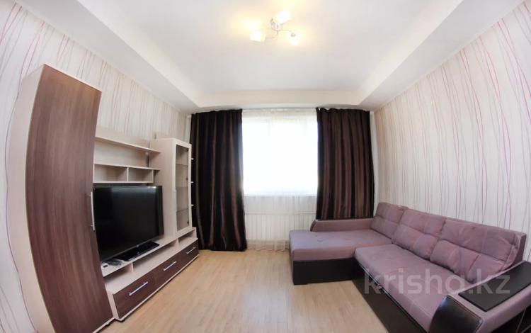 2-комнатная квартира, 54 м², 9/16 этаж посуточно, Навои 208 за 15 000 〒 в Алматы, Бостандыкский р-н