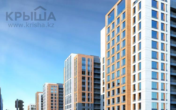 3-комнатная квартира, 78.3 м², А.Байтұрсынұлы — А 98 за ~ 15.8 млн 〒 в Нур-Султане (Астана), Алматы р-н