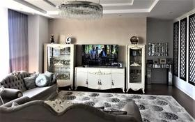 4-комнатная квартира, 180 м², 25/30 этаж помесячно, Ахмета Байтурсынова 9 за 500 000 〒 в Нур-Султане (Астана), Алматы р-н