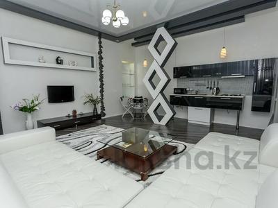 2-комнатная квартира, 75 м², 12/38 этаж посуточно, Достык 5 за 14 000 〒 в Нур-Султане (Астана), Есиль р-н — фото 4