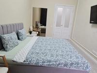 1-комнатная квартира, 56 м² посуточно, Жарокова 137блокВ2 за 15 000 〒 в Алматы, Бостандыкский р-н