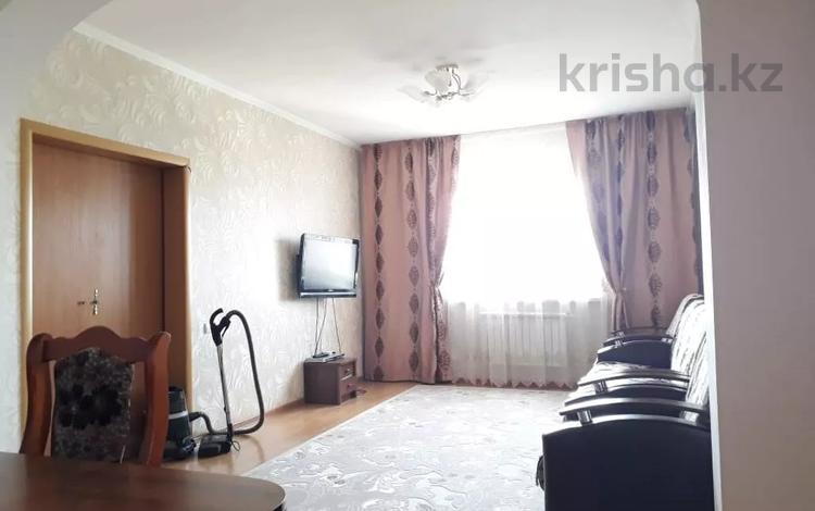4-комнатная квартира, 86 м², 9/12 этаж, Абая 159А за 15 млн 〒 в Таразе