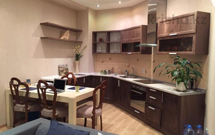 3-комнатная квартира, 87 м², 4/8 этаж, Омаровой 37 за 56.9 млн 〒 в Алматы, Медеуский р-н