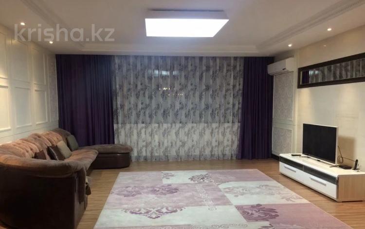 4-комнатная квартира, 160 м², 20 этаж помесячно, Кошкарбаева 8 за 400 000 〒 в Нур-Султане (Астана), Алматы р-н