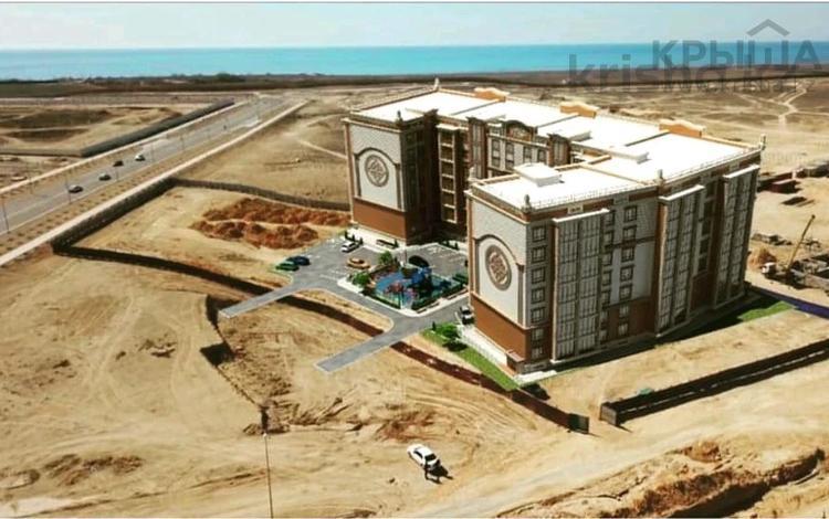 1-комнатная квартира, 53.6 м², 2/7 этаж, 20а мкр за ~ 7.2 млн 〒 в Актау, 20а мкр