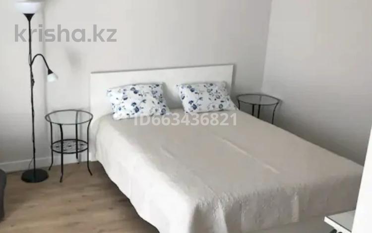 1-комнатная квартира, 45 м² посуточно, Кен дала 129 за 10 000 〒 в Актобе, мкр 12