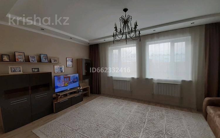 5-комнатный дом, 138 м², 6.5 сот., М-он Жайлау ул. Елебаева 2г за 35 млн 〒 в Туздыбастау (Калинино)