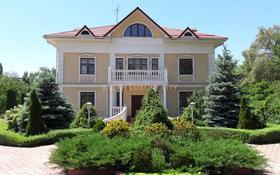 10-комнатный дом, 750 м², 20 сот., проспект Аль-Фараби — Ходжанова за 450 млн 〒 в Алматы, Бостандыкский р-н