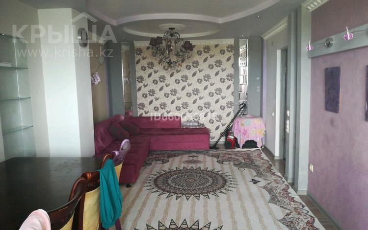 3-комнатная квартира, 106.1 м², 10/10 этаж, Набережная 85 — Конаев за 12.9 млн 〒 в Актобе, Старый город