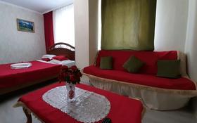 1-комнатная квартира, 40 м², 14/14 этаж посуточно, Сарайшык 5 за 8 000 〒 в Нур-Султане (Астана), Есиль р-н