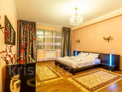 3-комнатная квартира, 160 м², 14/27 этаж посуточно, Аль-Фараби 7к5А — Козыбаева за 40 000 〒 в Алматы — фото 10