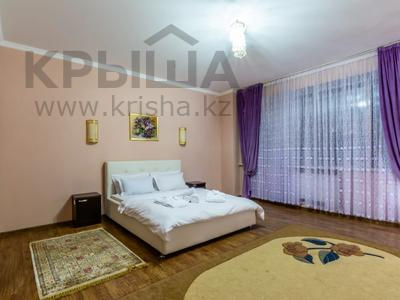 3-комнатная квартира, 160 м², 14/27 этаж посуточно, Аль-Фараби 7к5А — Козыбаева за 40 000 〒 в Алматы — фото 18