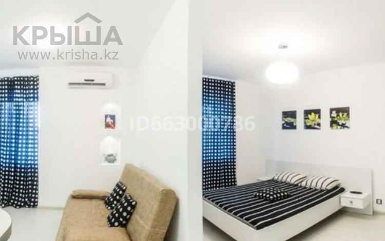 1-комнатная квартира, 30 м² посуточно, Гоголя — Масанчи за 14 000 〒 в Алматы, Алмалинский р-н