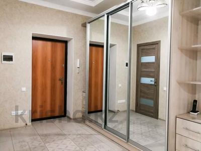 3-комнатная квартира, 120 м², 3/10 этаж посуточно, проспект Санкибай Батыра 40к3 — проспект Алии Молдагуловой за 12 000 〒 в Актобе, мкр. Батыс-2 — фото 12