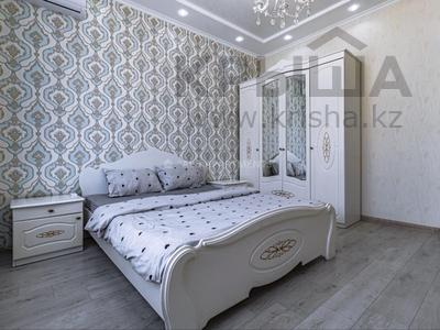 1-комнатная квартира, 40 м², 6/10 этаж посуточно, Мангилик ел 52 за 12 000 〒 в Нур-Султане (Астане), Есильский р-н