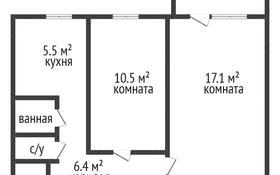 2-комнатная квартира, 44.8 м², 3/5 этаж, Маяковского за 14.4 млн 〒 в Костанае