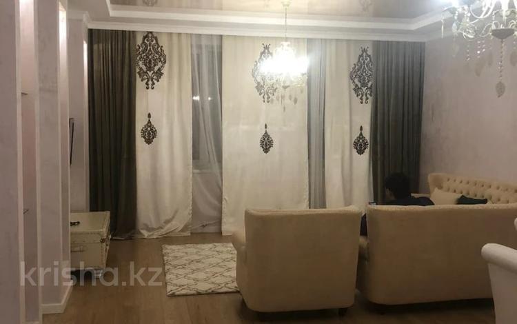 3-комнатная квартира, 130 м², 14/21 этаж помесячно, Аль-Фараби 21 за 700 000 〒 в Алматы, Бостандыкский р-н