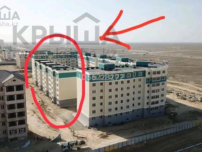 2-комнатная квартира, 55.5 м², 1/6 этаж, 35-мкр, 35 за ~ 9 млн 〒 в Актау, 35-мкр — фото 11