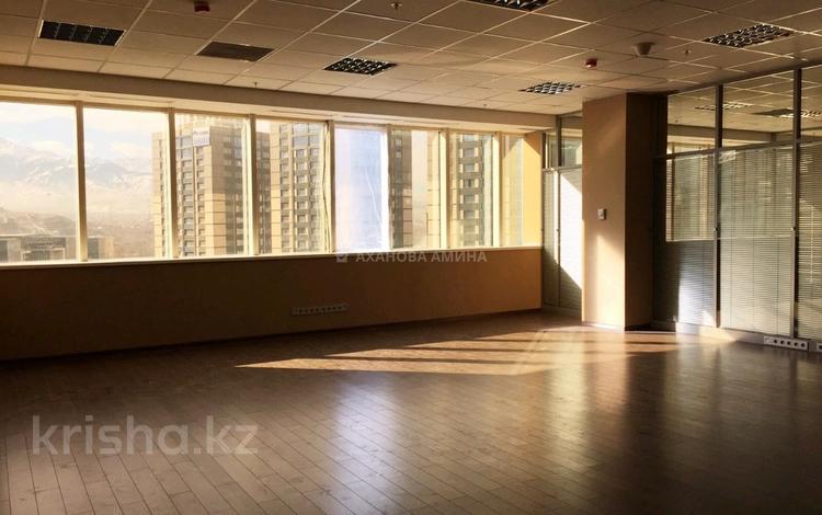 Офис площадью 130 м², проспект Аль-Фараби 17/1 — Желтоксан за 4 800 〒 в Алматы, Бостандыкский р-н