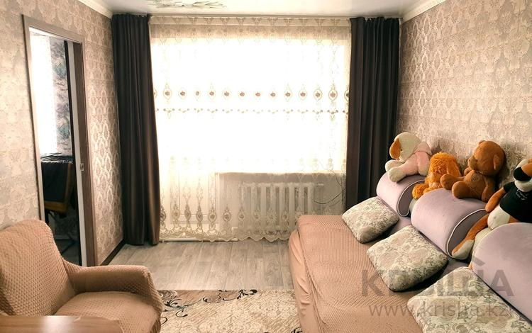 3-комнатная квартира, 55 м², 2/3 этаж, Санаторная за 5.5 млн 〒 в Караганде, Октябрьский р-н