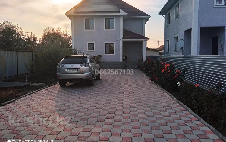 5-комнатный дом, 165 м², 5 сот., мкр Саялы, Акшагыл 17 за 45 млн 〒 в Алматы, Алатауский р-н