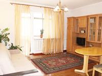 2-комнатная квартира, 52 м², 5/9 этаж посуточно, Самал 2 25 — проспект Достык за 14 000 〒 в Алматы, Медеуский р-н