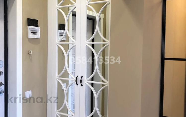 2-комнатная квартира, 60 м², 12/15 этаж, Гагарина 124 — Абая за 34.5 млн 〒 в Алматы