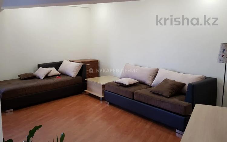 2-комнатная квартира, 57 м², 9/9 этаж, Ауэзова — Жамбыла за 22.8 млн 〒 в Алматы, Алмалинский р-н