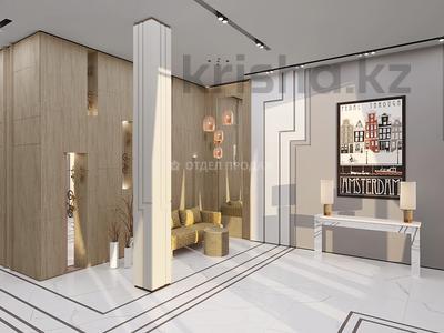2-комнатная квартира, 80.48 м², Кайым Мухамедханова за ~ 36.2 млн 〒 в Нур-Султане (Астана), Есиль р-н
