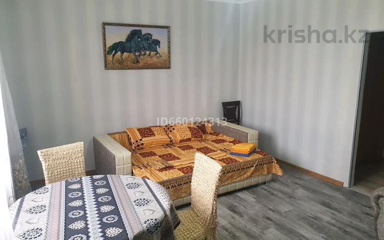 1-комнатная квартира, 45 м², 4/5 этаж посуточно, проспект Нурсултана Назарбаева 2/4 за 6 500 〒 в Кокшетау