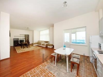 3-комнатная квартира, 120 м², 15 этаж посуточно, Динмухамеда Кунаева 12 за 17 000 〒 в Нур-Султане (Астана), Есиль р-н