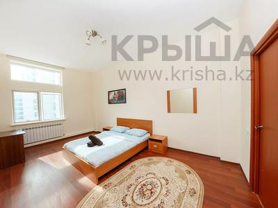 3-комнатная квартира, 120 м², 15 этаж посуточно, Динмухамеда Кунаева 12 за 17 000 〒 в Нур-Султане (Астана), Есиль р-н — фото 4