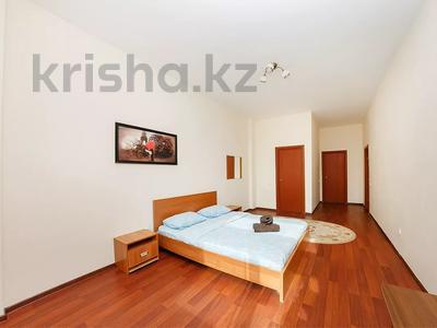 3-комнатная квартира, 120 м², 15 этаж посуточно, Динмухамеда Кунаева 12 за 17 000 〒 в Нур-Султане (Астана), Есиль р-н — фото 5
