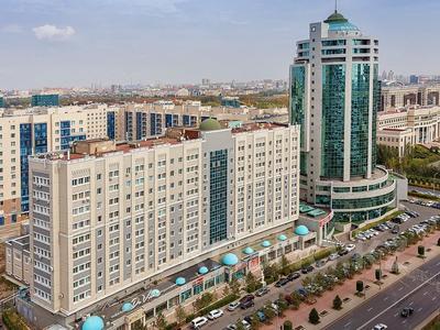 3-комнатная квартира, 120 м², 15 этаж посуточно, Динмухамеда Кунаева 12 за 17 000 〒 в Нур-Султане (Астана), Есиль р-н — фото 8