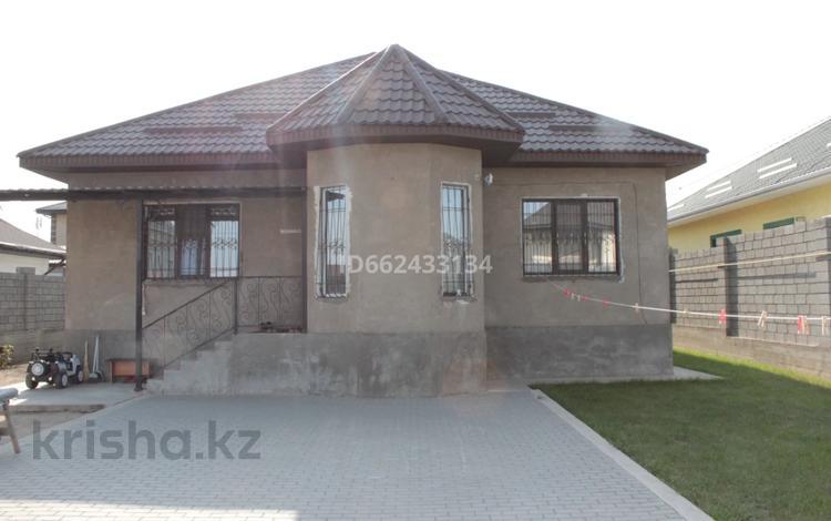 4-комнатный дом, 130 м², 8 сот., мкр Кайрат, Мкр Кайрат 32 за 43 млн 〒 в Алматы, Турксибский р-н